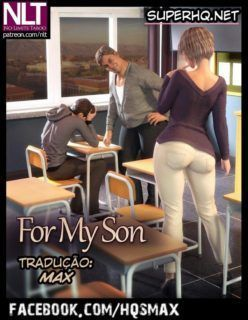 For my son – Hentai 3D – Quadrinhos Eróticos