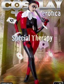 Fotos Cosplay Gostosa da Harley Quinn – Especial Therapy
