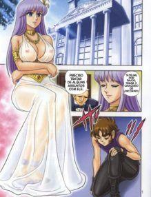 Hentai CDZ – Cavaleiros dos Zodíacos Porno – HQ Sexo