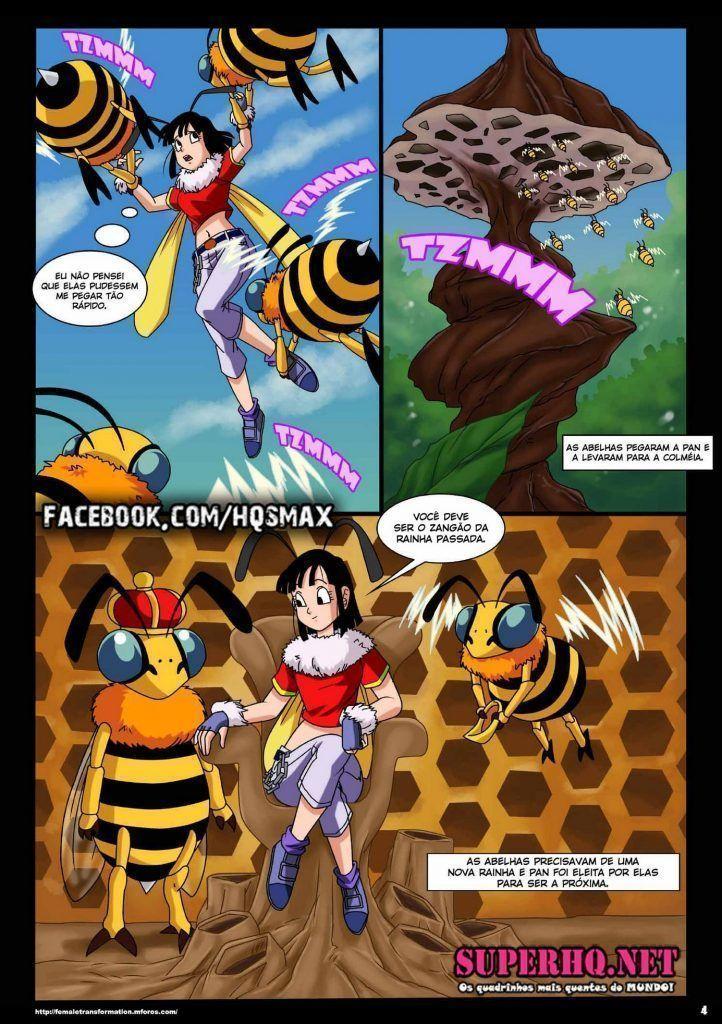 Hentai Comics - Queen Bee
