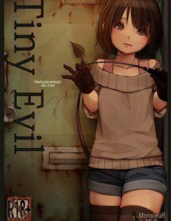 Hentai Lolita – Garota solitário, pequena pervertida – Quadrinhos de sexo