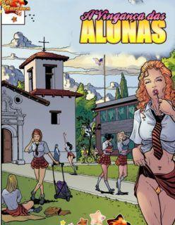 HQ Adulto – A Vingança das Alunas – Comics completo