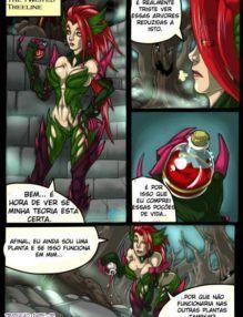 League of Legends – Plantas Transantes – Quadrinhos Adultos