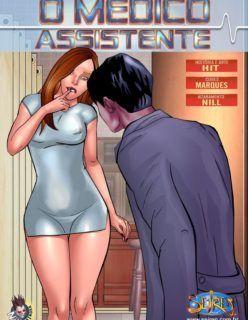O Médico Assistente – Quadrinhos Eróticos – HQ Adulto