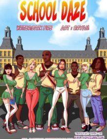 Sexo na universidade – Quadrinhos de Sexo
