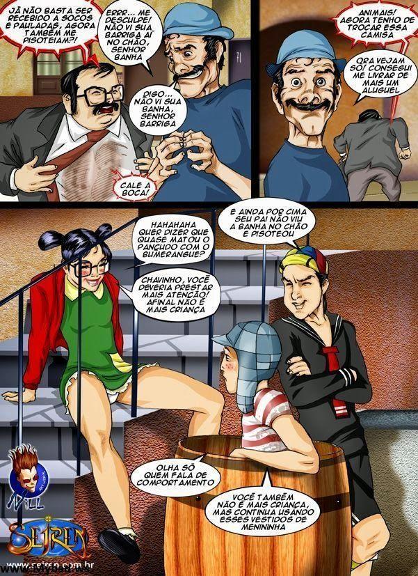 Comicporno