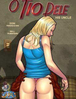 O tio Pelé – Quadrinhos eróticos