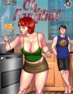 Oh Família – Quadrinhos Porno – HQ Adulto Part 3