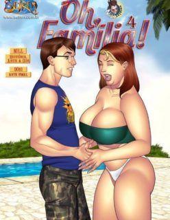 Oh Família – Quadrinhos Porno – HQ Adulto Part 4