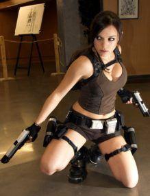 Cosplay – Lara Croft – Fotos Quentes