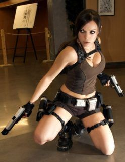 Cosplay – Lara Croft – Fotos Quentes