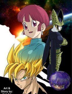 Dragon Ball Z Hentai – Os Jogos de CELL – Quadrinhos Porno