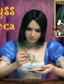 Hentai 3D – Deu a louca na Alice – Quadrinhos Porno