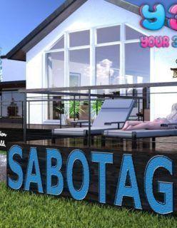 Hentai 3D Incesto – Sabotage – Parte 1