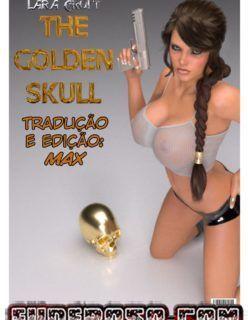 Hentai 3D – Lara Croft e a caveira de ouro – Quadrinhos Porno