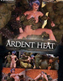 Hentai 3D – O ataque dos Orcs tarados – Quadrinhos Eróticos