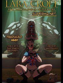 HQ de sexo – Lara Croft – O guardião dos prazeres