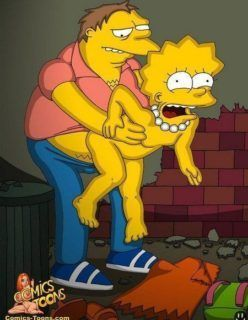 Os Simpsons Hentai – A putaria está a solta