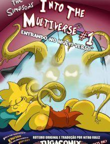 Os Simpsons Hentai – Entrando no Multi-verso – Quadrinhos Eróticos
