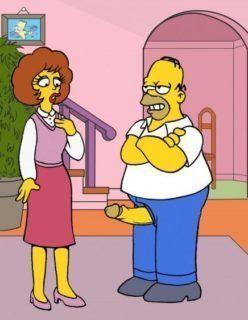 Os Simpsons Porno – Homer fodião