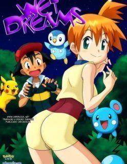 Pokémon Hentai – Sonhos Molhados – Quadrinhos Eróticos