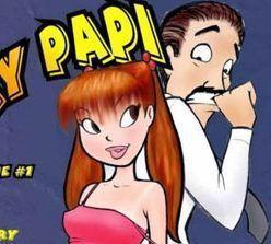 Quadrinhos Porno – Ay Papi – Hentai Grátis – Cartoon Porno