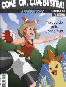 Hentai – Pokemon – fodendo com os pokemons – Quadrinhos Eróticos