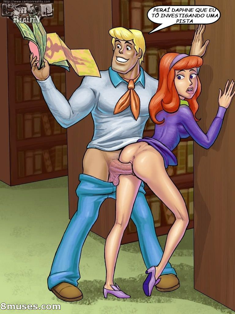 Hentai Scooby Doo - Comics de sexo - Cartoon Porno