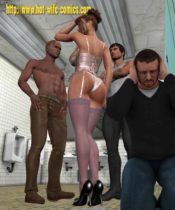 banheiro humiliation pov