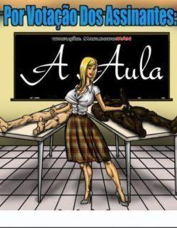 Quadrinho Erótico – Aulas de Sexo com a professora gostosa – Contos Eróticos