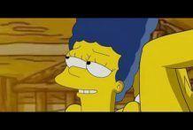 Video Hentai – Homer fodendo a buceta da Mart e gozando dentro