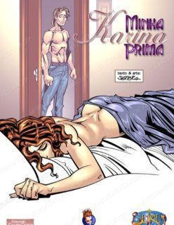 Quadrinho Incesto – Minha Prima Karina – Tirando a virgindade da priminha – Quadrinho Erótico