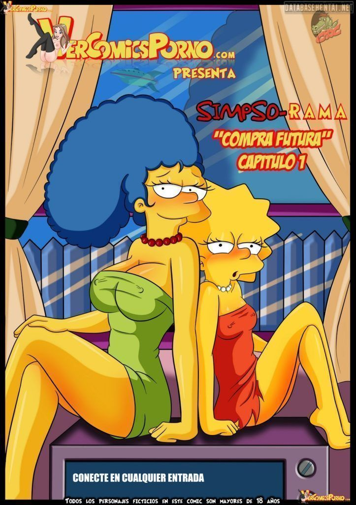 Simpsons hentai porno