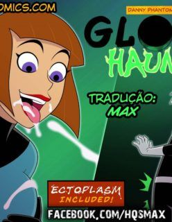 Danny Phantom – O Fantasma do pau grande – Quadrinho Erotico