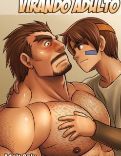 Quadrinho Gay – Virando Adulto – Hentai