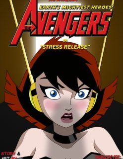 The Avengers Stress – Relaxando do Stress – Cartoon Porno