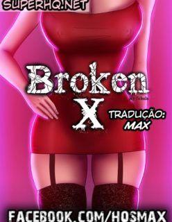Broken X – The Hentai Comics é o melhor do Brasil