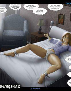 Incesto – Nihaotomita The Possession – Transando com a própria irmã – Quadrinhos de Sexo