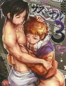 Hentai Gay – Naruto x Sasuke 3 – Sexo entre amigos