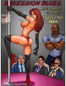 HQ de Sexo – O Strip da Esposa