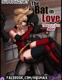HQ Hentai – Batman e Arlequina em sexo apaixonado