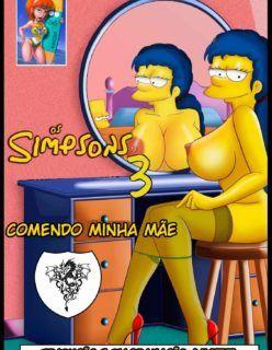 Incesto Mãe e Filho – Marge Simpson A Deliciosa
