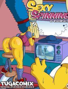 Os Simpsons Porno – Sexy Spinning – Hentai Brasil