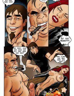 Agentes 69 parte 2 – A Escrava Sexual