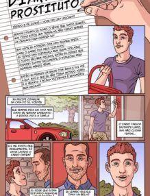 Diário de um Prostituto – Vendendo o corpo