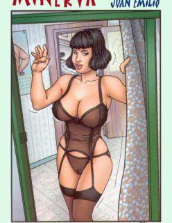 Minerva – A mulher mais safada e tarada que existe