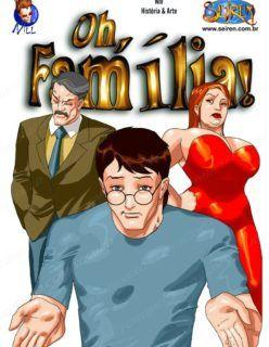 Seiren Contos Eroticos – Oh Família – Parte 1