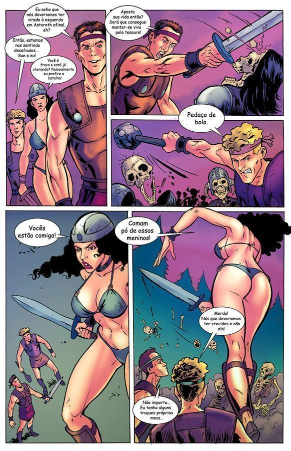 Jogos porno