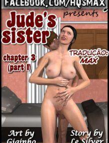 Jude's Sister 3 – Um boquete da minha irmã
