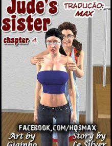 Jude's Sister 4 – Reencontrando as amigas da faculdade